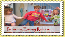 Yoga For Providing Energy Release